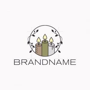 Three Candles Logo