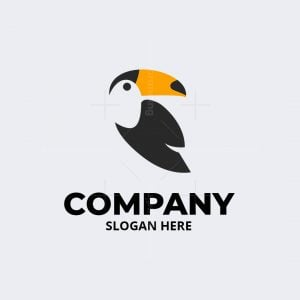 Toucan Logomark
