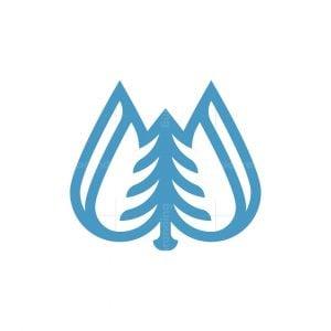 Tree Drop Logo