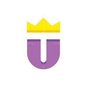 U Or T Crown Logo