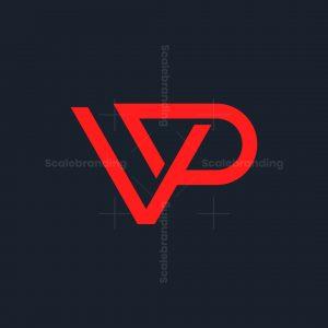 Vp Letter Logo