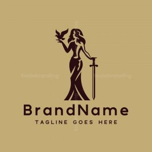 Warrior Woman Logo