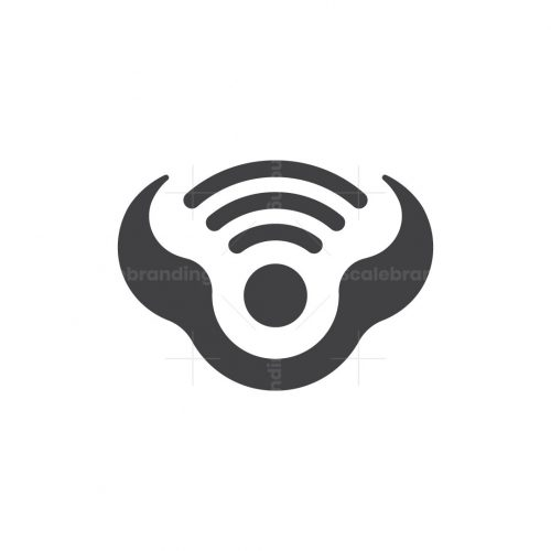 Wifi Bull Logo