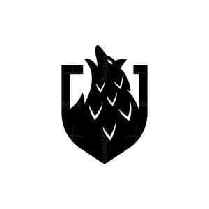 Wolf Crest Logo