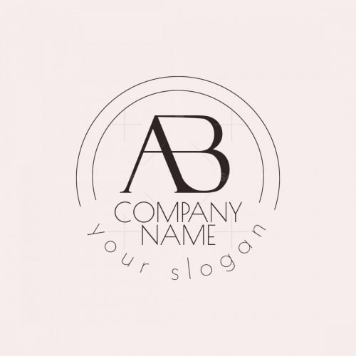Elegant Ab Logo