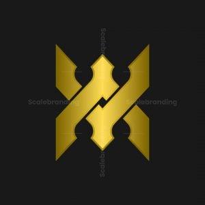Letter Av Or Yy Crown Logo