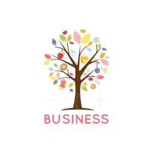Baby Tree Logo