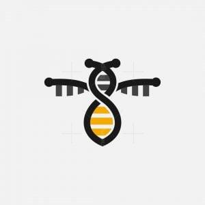 Bee Dna Logo