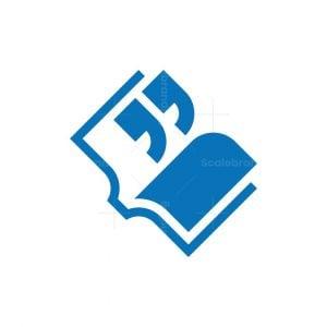Book Quotes Logo