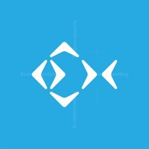Boomerang Fish Logo