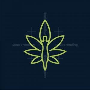 Cannabis Wing Woman Logo