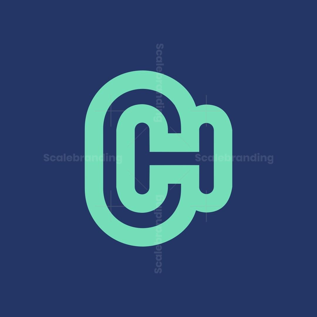Letter Ch Logo