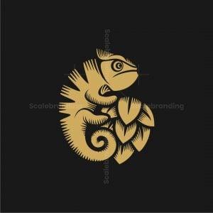 Chameleon Hop Logo