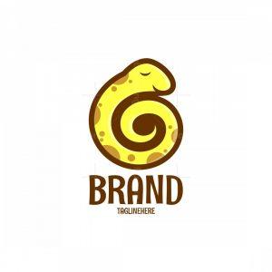 Cute Lizard Logo