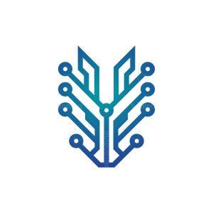 Cyber Dragon Logo