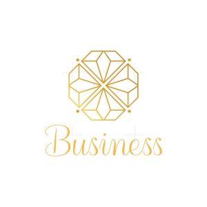 Diamonds Symbol Logo