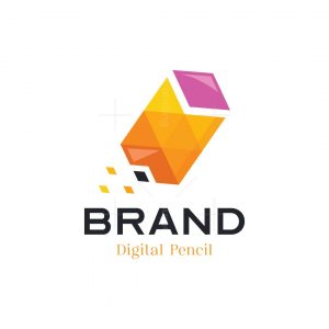 Digital Pencil Logo