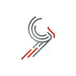 Modern Phoenix Logo