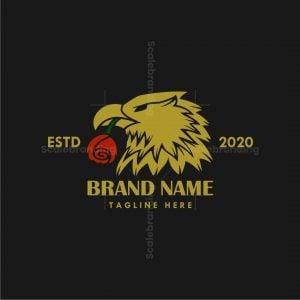 Eagle Rose Logo