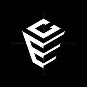 Ec Ce Building Logo