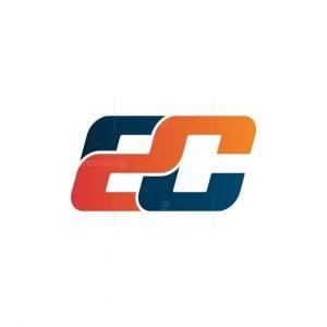 Letter Ec Logo