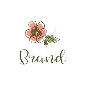 Flower Leaves Logo