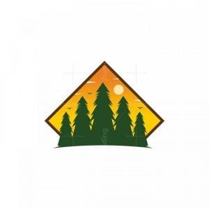 Forest Jungle Logo