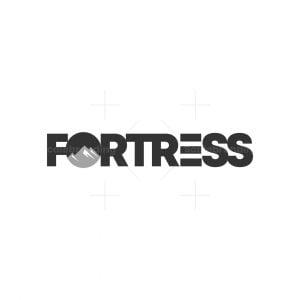 Fortress Mountain Logo Design – Wordmark