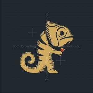 Gentle Chameleon Logo
