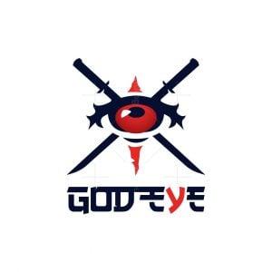 God Eye Logo