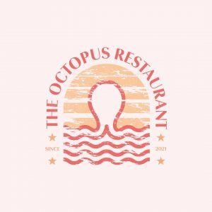 Octopus Badge Logo