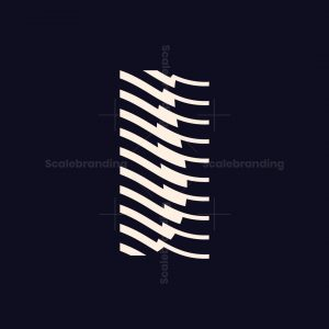 Abstract Spine Logo