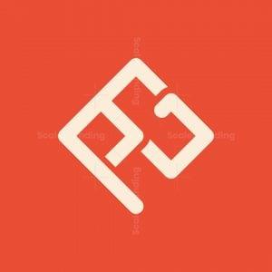 Pg Letter Monogram Logo
