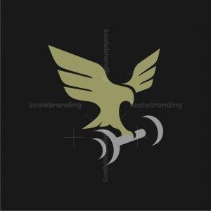 Gym Eagle Logo