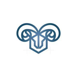 Ram Head Logo Ram Logo