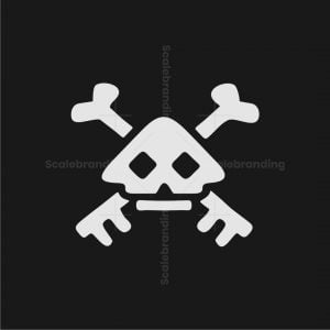 Key Skull Logo