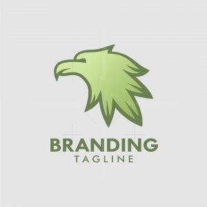 Leaf Eagle Logo