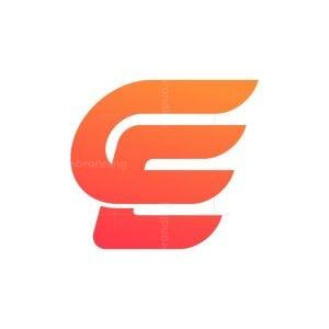 Letter Ce Logo
