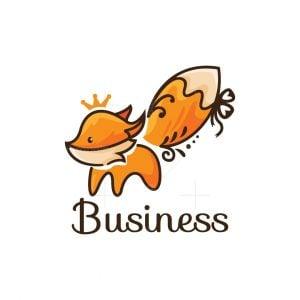 Little Queen Fox Logo
