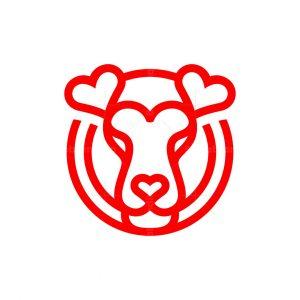 Love Tiger Logo Tiger Head Logo