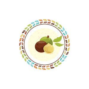 Macadamia African Nuts Logo