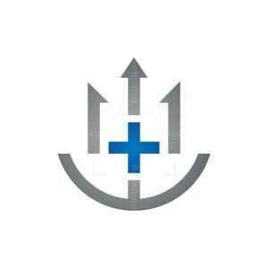 Medical Trident Logo