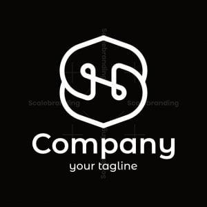Monoline Sn Or Ns Logo