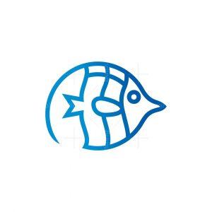 Fish Moorish Logo