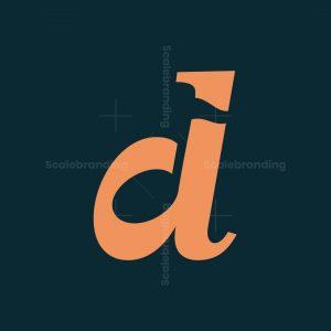 Letter D Music Logo