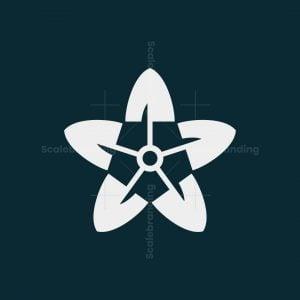Star Spade Logo