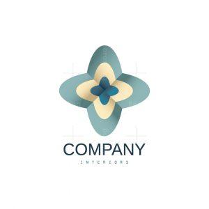 Paper Flower Logo