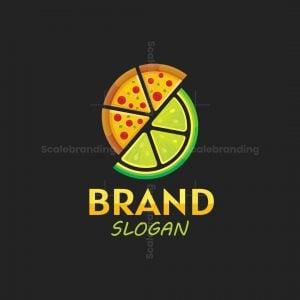 Lime Pizza Logo