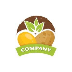Potatoes Logo