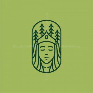 Queen Of Forest Logo